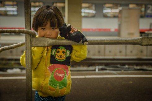 Train of uncertainty