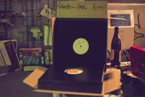 PETER CZAK Releaseparty / Fortunea Records