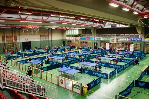 ÖBSV Tischtennis CUP 2018